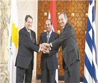التنمية في مواجهة الإرهاب.. منتدى غاز المتوسط تحرك استراتيجي مصري