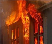 إخماد حريق بنادي زفتى الرياضي
