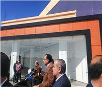 رئيس الوزراء: المتحف الأثري بالغردقة من أهم المشاريع السياحية في البحر الأحمر