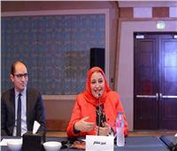 العربي لسيدات الأعمال يطالب بدعم المطور العام الصناعي بأسوان