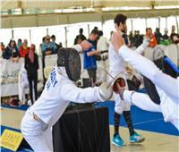 بعد انتهاء منافساتالسلاح.. ماروشي يتصدر منافسات كأس للخماسي الحديث