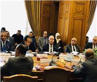 بدء أعمال الإجتماع الإقليمي لمدراء الجمارك بشمال أفريقيا والشرق الأدنى والأوسط
