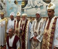 سيامة كاهنين جدد لكنيسة العذراء في أسوان