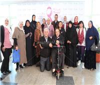هبة هجرس تشيد بإتاحة المنشآت والأجهزة الطبية في «بهية» للنساء ذات الإعاقة