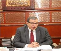 «سعفان» يتابع حالة مصريسقط من الدور التاسع أثناء عمله بالإمارات