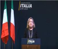 إيطاليا تؤكد استعدادها لدعم إزالة السودان من قائمة الإرهاب