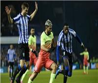 تأهل مانشستر سيتي وليستر سيتي لربع نهائي كأس الاتحاد الإنجليزي