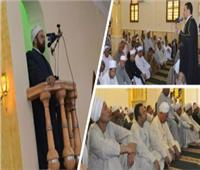 عاجل| «الأوقاف»: قصر عمل المساجد على الصلاة.. وخطبة الجمعة 15 دقيقة فقط