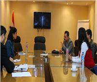 «شرم الشيخ للمسرح الشبابي» يبحث سبل التطوير مع هيئة تنشيط السياحة