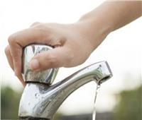 قطع المياه عن ٦ أكتوبر لتفريغ شبكات الصرف