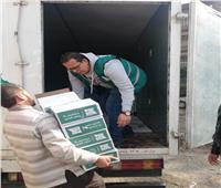 «مصر الخير» تواصل تقديم مساعدات للمتضررين من الأمطار