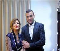 """أصالة تهنئ رامي صبريبعيد ميلاده: """"كلّ سنة وراموتي بخير"""""""