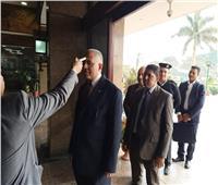 وزير الري يخضع للكشف لمواجهة كورونا