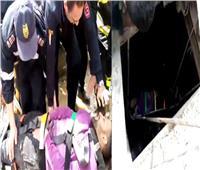 الحماية المدنية تنقذ عامل سقط في بئر صرف صحي بالوايلي