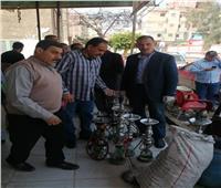 رئيس مدينة قطوريقود حملة على المطاعم والمقاهي