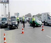"""تعرف على التحويلات المرورية بمحيط مناطق """"ميدان الرماية – شارع الأهرام – محور المنصورية"""" بالجيزة"""