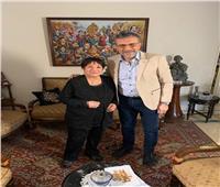 سميرة عبد العزيز ضيفة «واحد من الناس» بمناسبة عيد الأم
