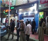 صور| غلق المقاهي والمطاعم في قنا بعد السابعة مساءً لمواجهة كورونا