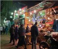 صور| محلات ومقاهي الوراق تخالف قرار رئيس الوزراء بالغلق في الـ7 مساءً