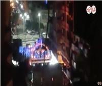 فيديو| امسك مخالفة.. فرح شعبي بالإسماعلية يخرق الإجراءات الوقائية ضد «كورونا»