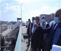بالكمامة.. كامل الوزير يتفقد معدلات التطوير والصيانة الشاملة للطريق الدائري