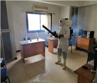«الزراعة» تطهر مباني وزارة التنمية المحلية لمواجهة «كورونا»