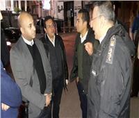 صور| تشميع 35 محلًا ومنشأة خالفت قرار الغلق في الإسكندرية