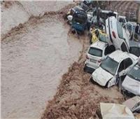 مصرع وإصابة 16 شخصًا جراء السيول في إيران