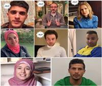 فيديو| فنانون ورياضيون يشاركون في مبادرة «أهل مصر» للحد من انتشار كورونا