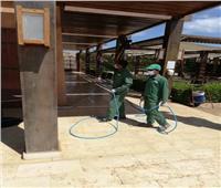 بدء إجراءات التطهير والتعقيم للفنادق والنوادي الصحية في جنوب سيناء والبحر الأحمر