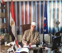 وكيل أوقاف السويس: قرار غلق المساجد درع لحماية مصر من فيروس كورونا