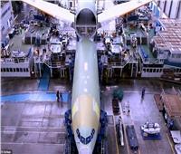 «إيرباص» تعدل عمليات تصنيع أجنحة الطائرات لمكافحة فيروس كورونا