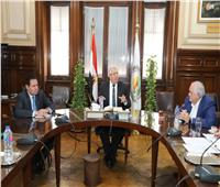 وزير الزراعة يبحث تداعيات أزمة فيروس «كورونا» على الصادرات المصرية