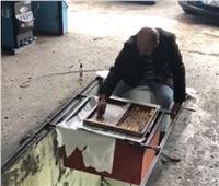 فيديو  «اه لو لعبت يا زهر».. «طاولة» رغم أنف كورونا والمسافة الآمنة