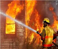 السيطرة على حريق بعقار في المعادي