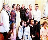 صور| زفاف ياسر الحريري والأوكرانية داشا في حفل عائلي