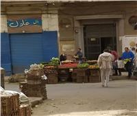 امسك مخالفة| سوق محرم بك بالإسكندرية يخالف قرار مجلس الوزراء