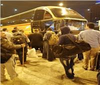 «الوزير» يتابع نقل ركاب قطارين قادمين من أسوان للقاهرة بـ«السوبر جيت»