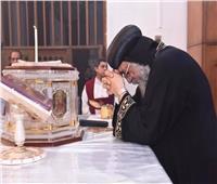 أجراس الأحد.. البابا تواضروس الثاني ينعى الفنان جورج سيدهم