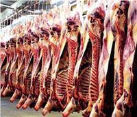 استعدادا لشهر رمضان..«الزراعة»: استيراد 74 ألف طن لحوم وكبدة وكلاوي مجمدة