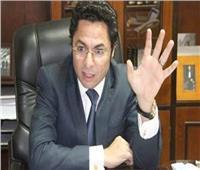 خالد أبو بكر: «الداخلية قافلة البلد بالضبة والمفتاح»
