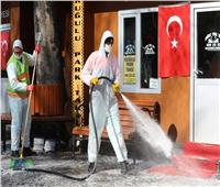 تركيا تصبح ضمن أكثر 10 دول أوروبية موبوءة بفيروس كورونا