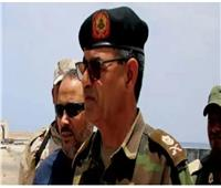 مقتل مسؤولين كبيرين بالجيش الليبي في قصف جوي بطائرة مسيرة
