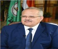 رئيس جامعة القاهرة : ننتج  5 طن مطهرات يوميًا لمواجهة كورونا