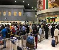مغادرة رابع رحلة جوية لإعادة المصريين العالقين في الكويت