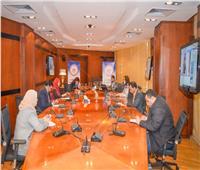 فيديو وصور| «بوابة أخبار اليوم» داخل غرفة عمليات وزارة الهجرة لعودة المصريين بالخارج
