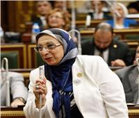 برلمانية تشيد بتوجيهات الرئيس بتصنيع أجهزة التنفس الصناعي