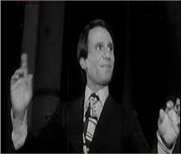 في ذكرى وفاته.. فيديو نادر للعندليب أثناء بروفة «مداح القمر»