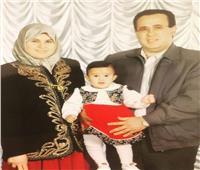 أول صورة لـ«طبيب بورسعيد» المتوفي بسبب كورونا مع أسرته