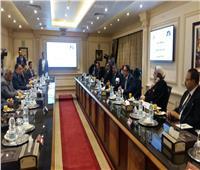 تعاون بين جامعة بنها والعربية للتصنيعفى مجالات التحول الرقمي والتدريب